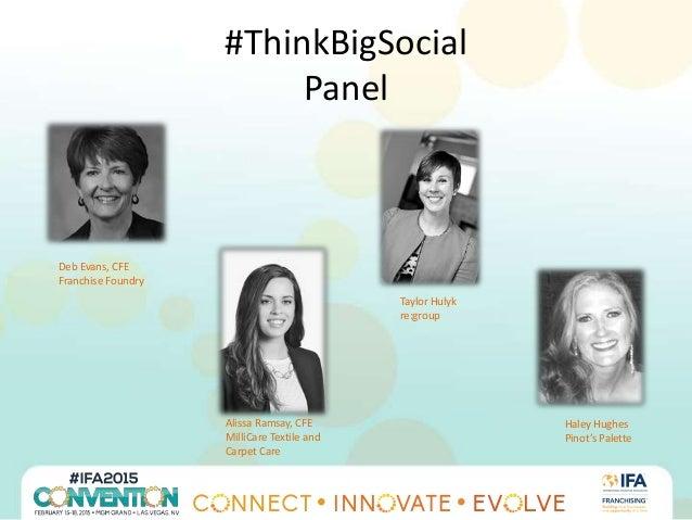 Thing Big: Creative Social Media Campaigns Slide 2