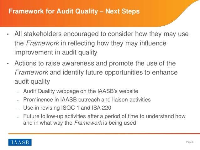 Quality and Outcomes Framework