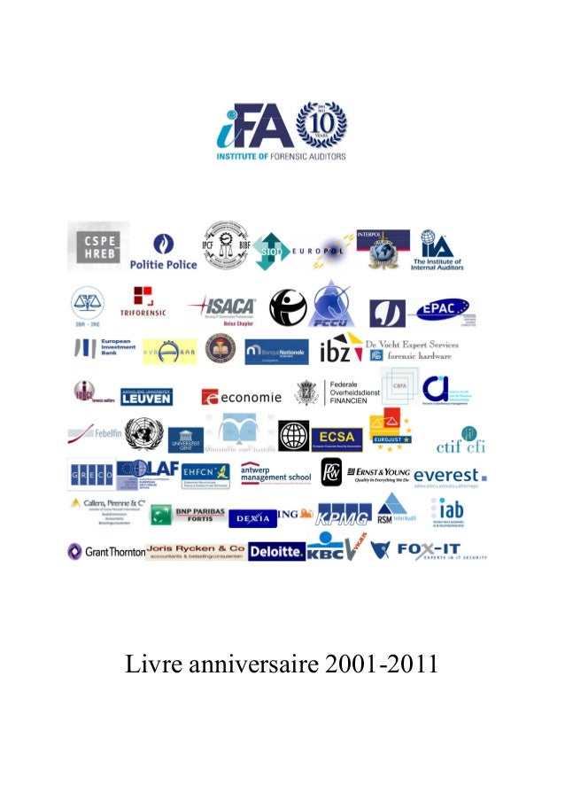 Livre anniversaire 2001-2011