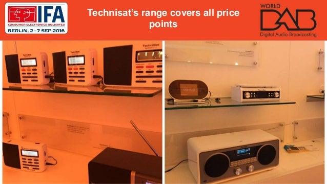 Technisat's range covers all price points