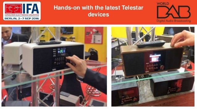 Hands-on with the latest Telestar devices