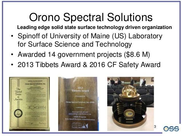Measuring Oil in Ammonia - OSS ClearShot Technology Slide 3
