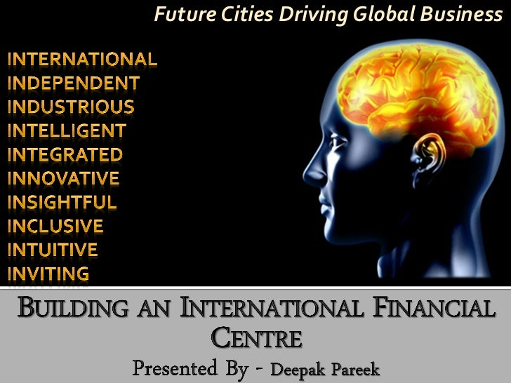 Future Cities Driving Global Business