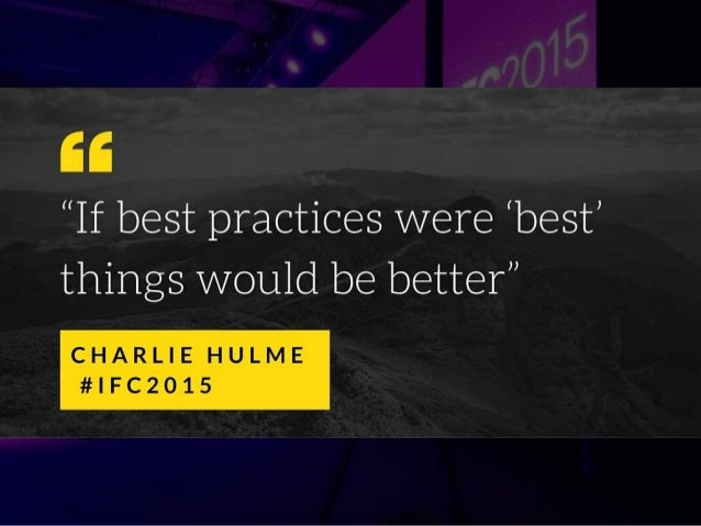 Wisdom and Quotes from International Fundraising Congress