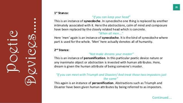 if by rudyard kipling analysis pdf
