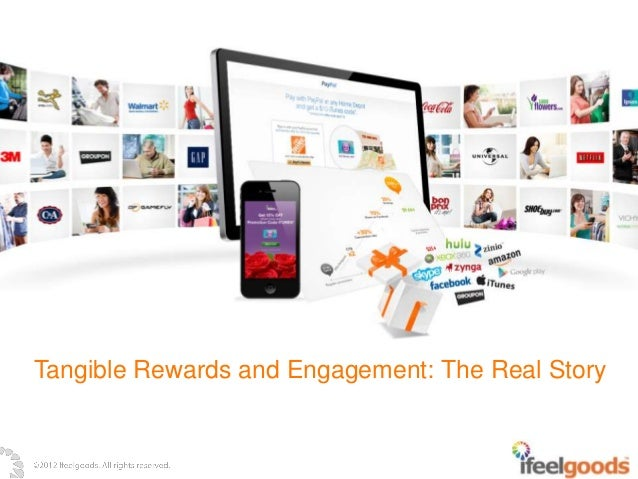 Tangible Rewards and Engagement: The Real Story