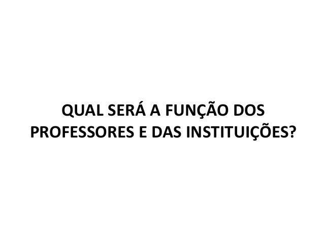 Referências CZERKAWSKI, Betül; HERNÁNDEZ, Jessica Nadine . Formal, non-formal, and informal e-learning experiences with em...