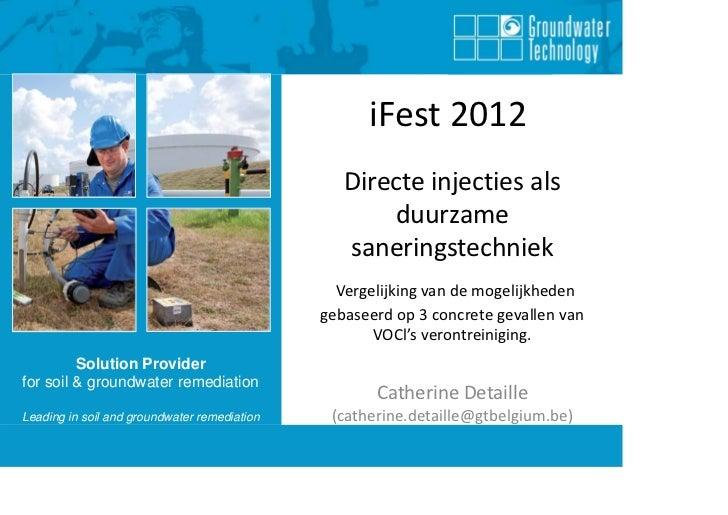 iFest2012                                                    Directeinjectiesals                                      ...