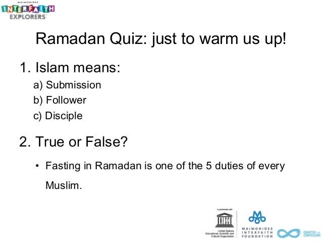 how to support partner fasting during ramadan