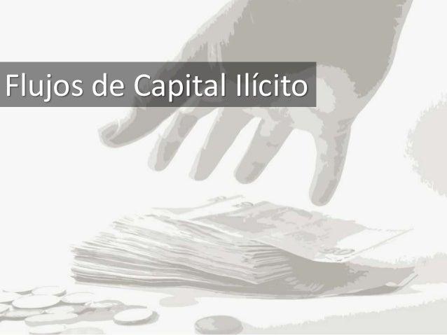 Flujos de Capital Ilícito