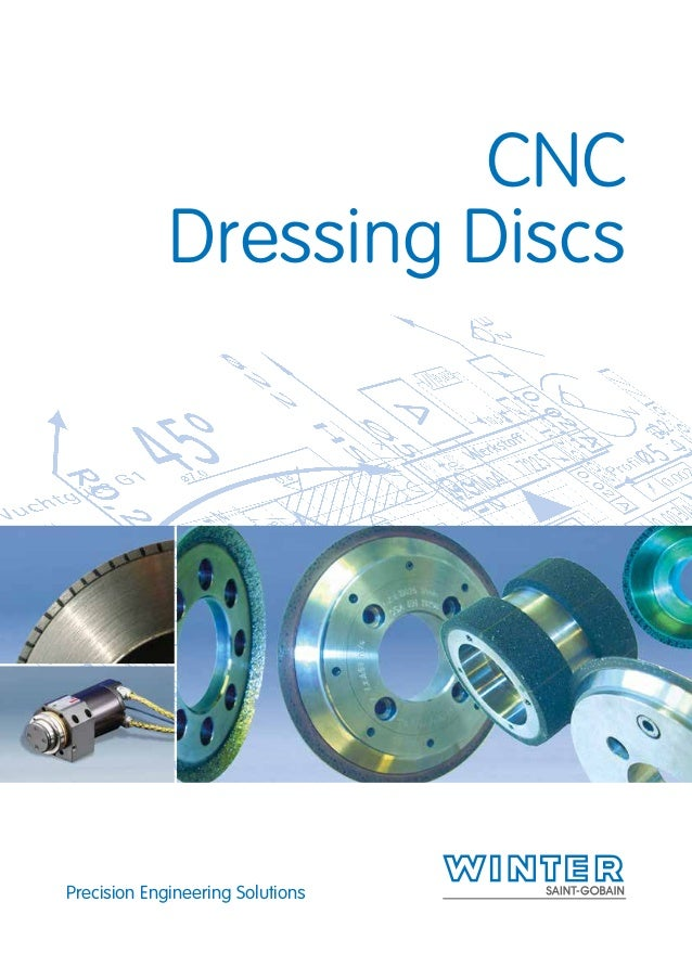 Precision Engineering Solutions CNC Dressing Discs
