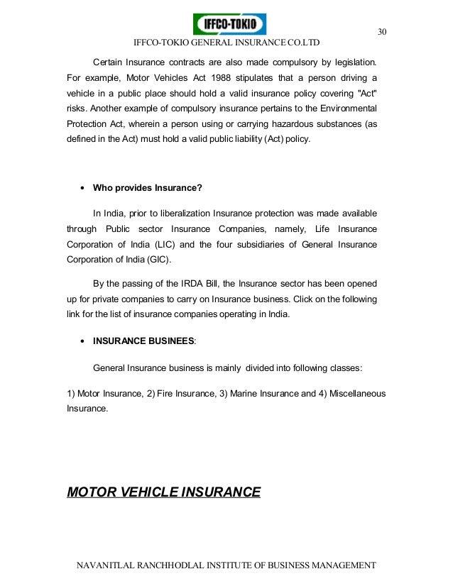 Iffco Tokio General Insurance Co Ltd