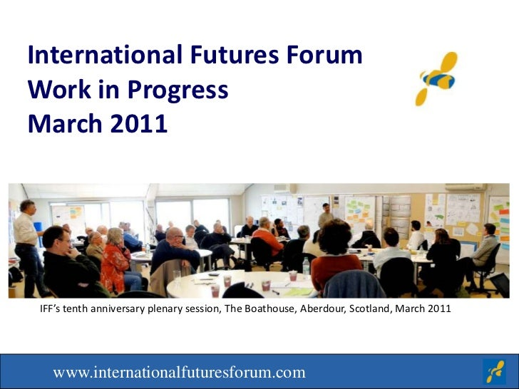 Iff praxis update march2011