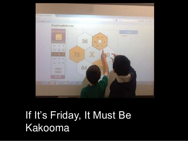 If It's Friday, It Must Be Kakooma If It's Friday, It Must Be Kakooma