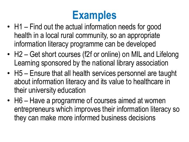 putting the ifla media & information literacy recommendations into pr…