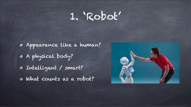 AI-Powered Robots for Libraries: Exploratory Questions Slide 3