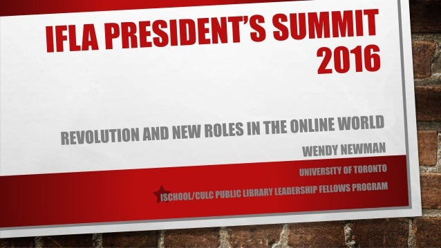 THEMES AND ACTIONS • IFLA TRENDS REPORT: ONLINE LEARNING • OCLC: AT A TIPPING POINT • MOOCS AND LIBRARIANS • ACTIONS: MOVI...