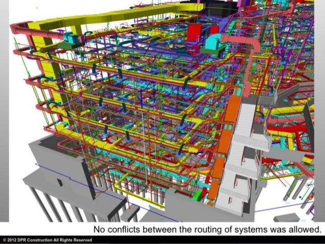 The Value Of Bim For Lifecycle Management In Critical