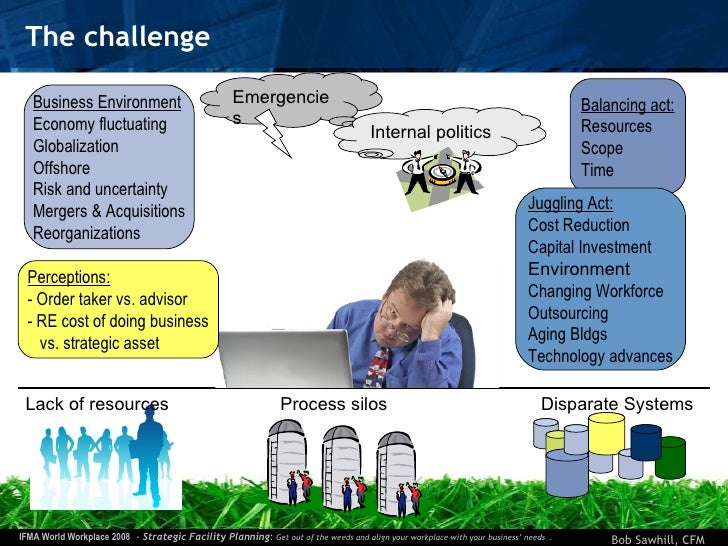 The challenge Process silos Emergencies Business Environment Economy fluctuating  Globalization Offshore Risk and uncertai...