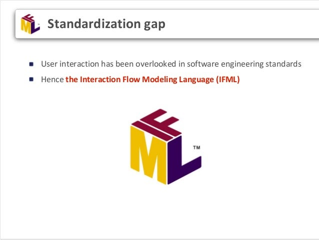 Ifml Interaction Flow Modeling Language Tutorial On Ui And Ux Mo