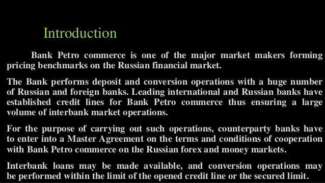 International forex master agreement