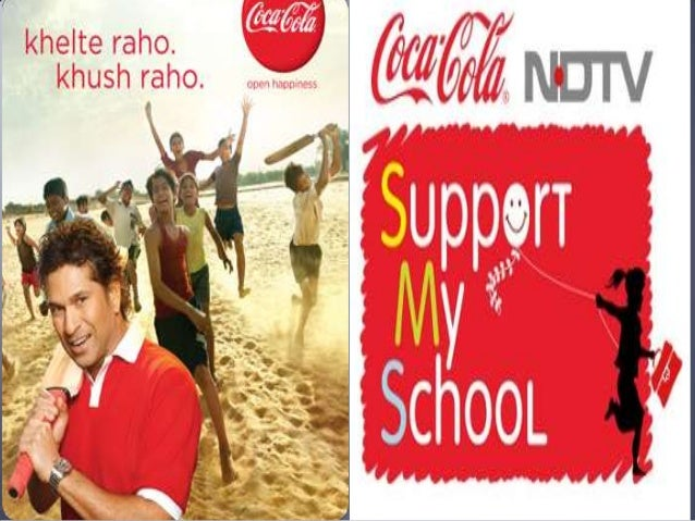 csr work by coca cola The coca-cola company announces new global vision to help create a world the coca-cola system will work with local orange internal csr certification.