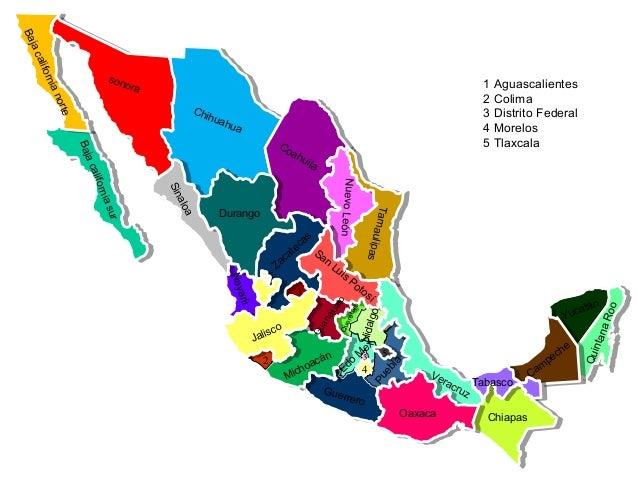 Bajacaliforniasur Bajacalifornianorte sonora Chihuahua Coahuila NuevoLeón Tamaulipas Sinaloa Durango Zacatecas Nayarit Jal...
