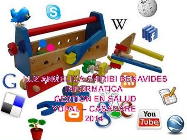 Las herramientas 2.0 son  aquellos sitios web que facilitan el  compartir información, y la  colaboración.  El sitio Web 2...