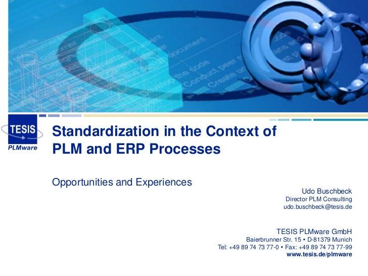 Industry-forum 2011 PARTsolutions TESIS