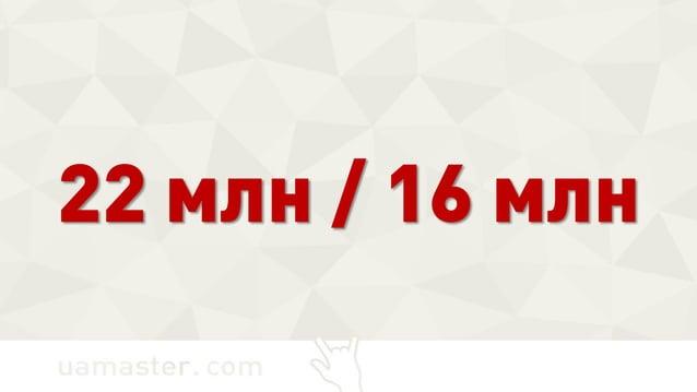 Евгений Шевченко eugen@uamaster.com Facebook.com/acekievua
