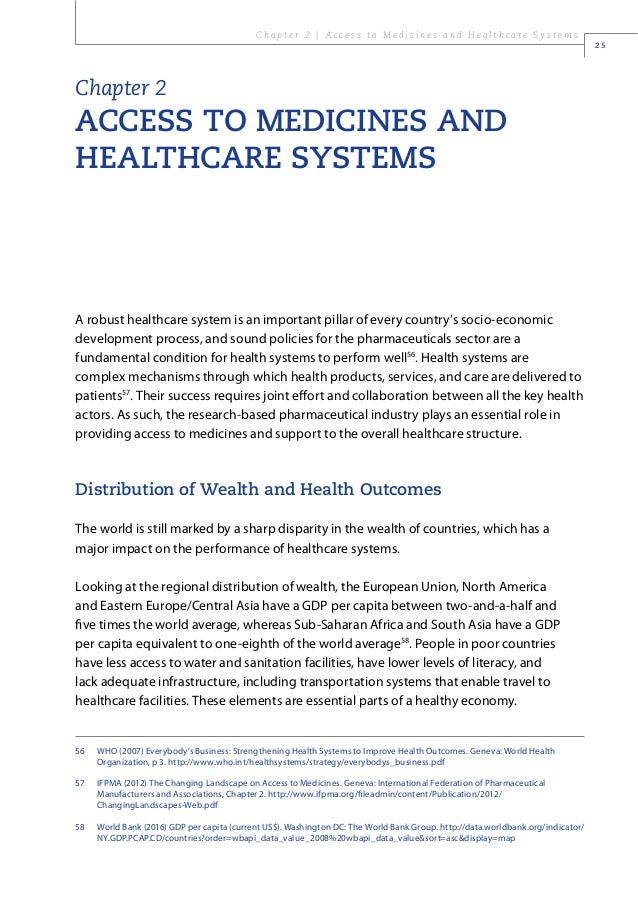 The Pharmaceutical Industry and Global Health--Facts And Figures 2017