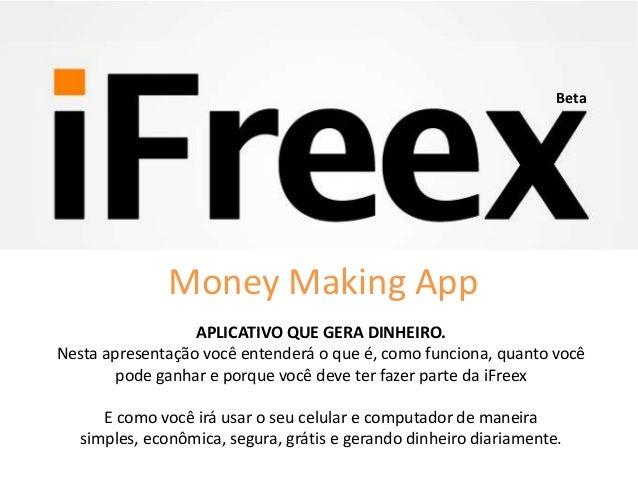Ifreex Apresentação do Plano Oficial de Marketing Slide 2