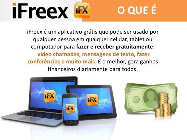 Ifreex Apresentação do Plano Oficial de Marketing Slide 3