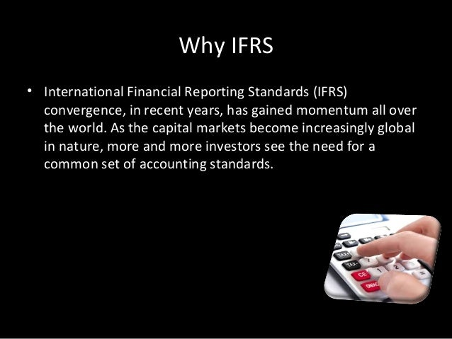 international financial reporting standards 3 essay The convergence of us gaap and ifrs: revenue recognition colleen a steele university of new hampshire - main campus development and publication of the international financial reporting standards (ifrs) and for approving the interpretations of ifrs.