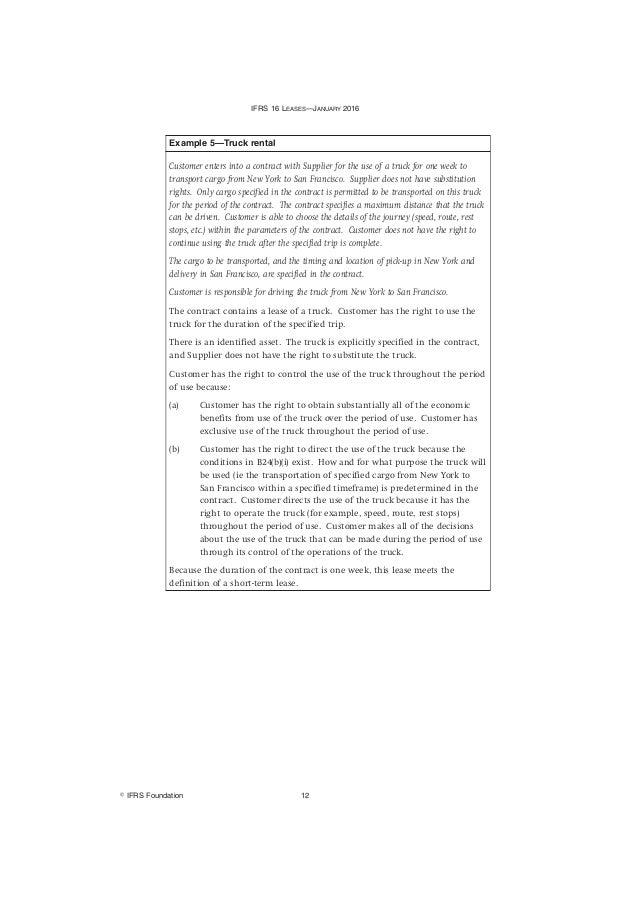 Illustrative Examples International Financial Reporting Standard Jan