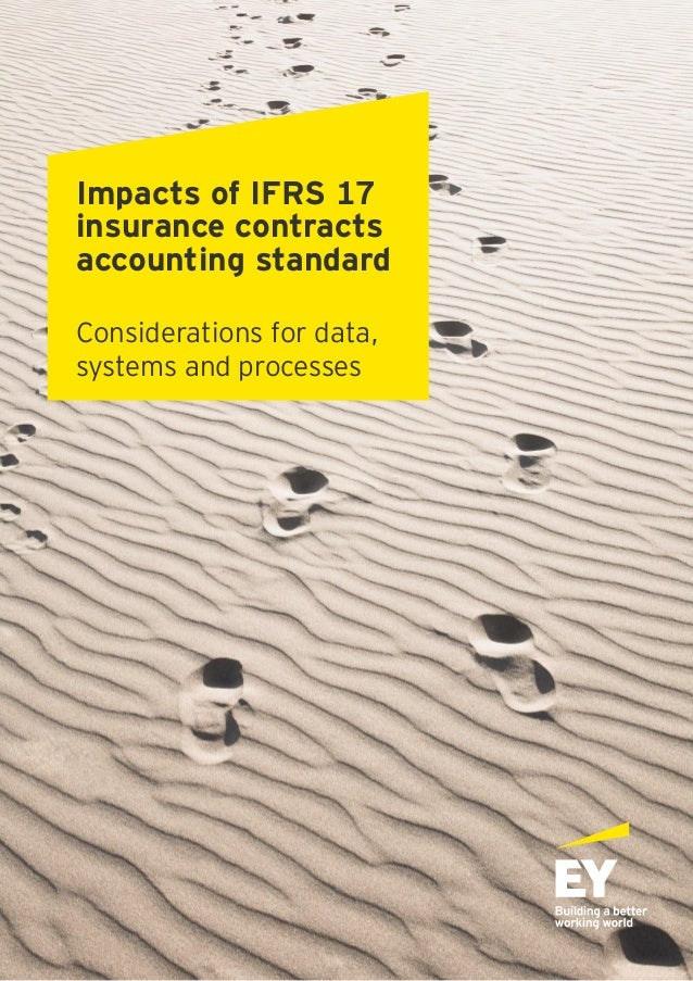 EY - Impacts of IFRS17 - Considerations for data, systems and process…