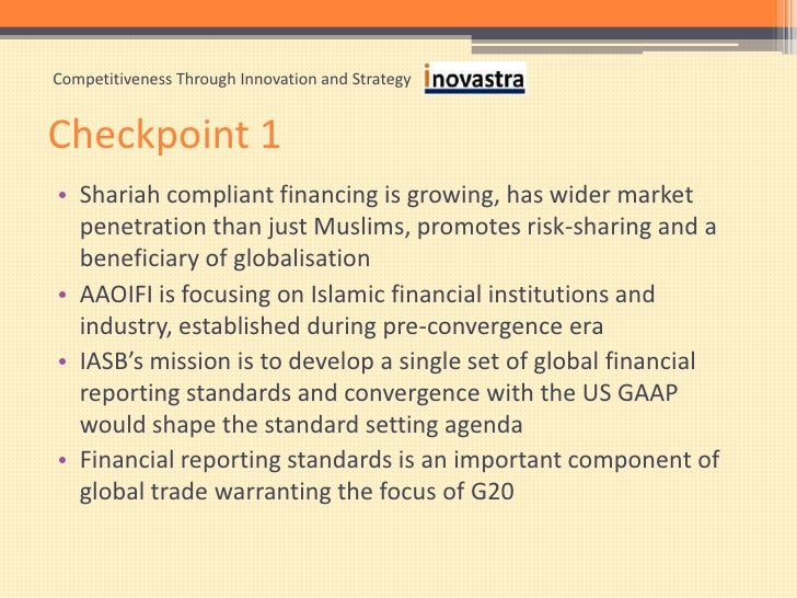 Accounting Harmonisation