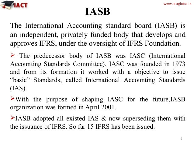 main advantages in harmonization of international accounting accounting essay The international accounting standards board is an independent, private-sector body that develops and approves international  point out the main issues.