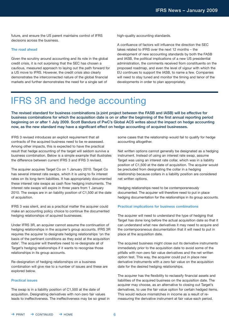 ifrs 6 Ifrs 6 exploration for and evaluation of mineral resources provides guidance on accounting for exploration and evaluation expenditures, including the recognition of.