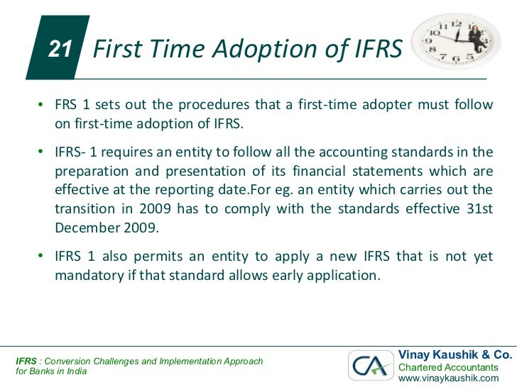 status of adoption of iass ifrss in The prospect of international financial reporting standards (ifrs) being fully adopted in the united states in the near future are growing less likely, as the financial accounting standards board (fasb) and the international accounting standards board (iasb) continue to move away from full convergence of their standards, according to a new report from fitch ratings.
