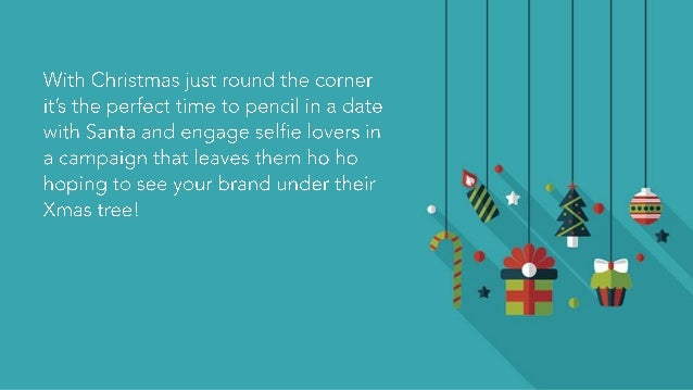 If santa took a selfie Slide 2