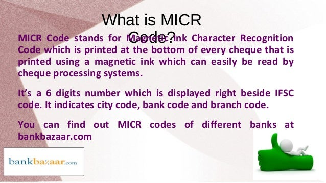 how to read micr code from cheque