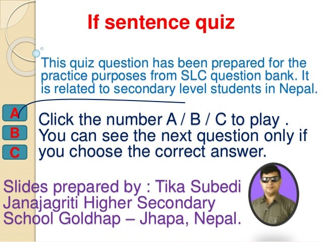 topic sentence quiz In this worksheet students practice writing topic sentences by looking at the pictures, thinking about what kind of essay each picture might inspire, and writing an appropriate topic sentence writing topic sentences exercise (pdf) 7 writing topic sentences for paragraphs.