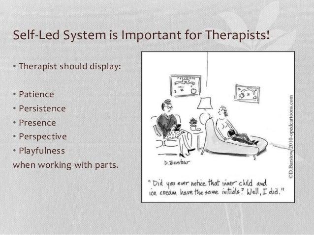 Internal Family Systems and Trauma Treatment