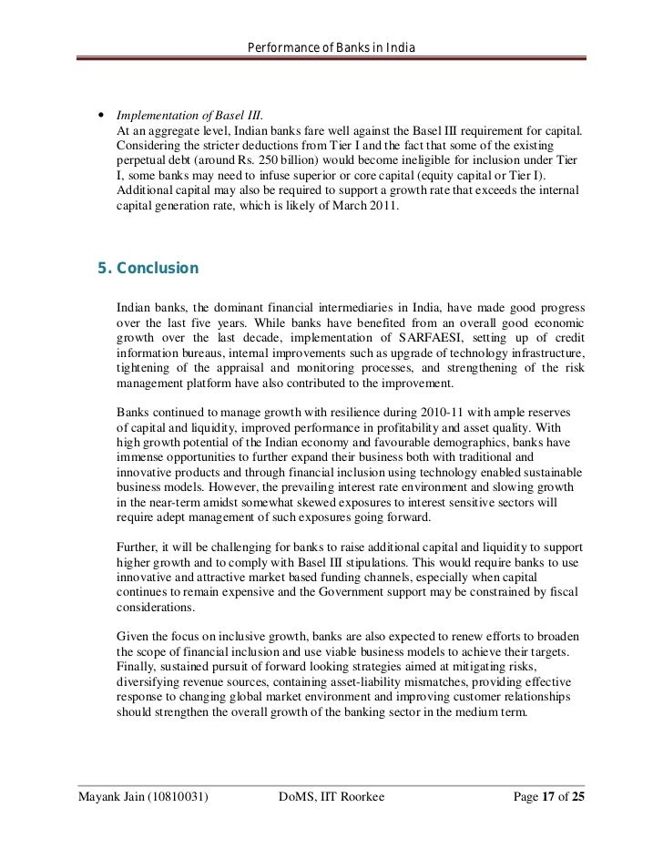 report banks of india and performance Financial services indian banks: performance benchmarking report fy12 results kpmgcom/in.