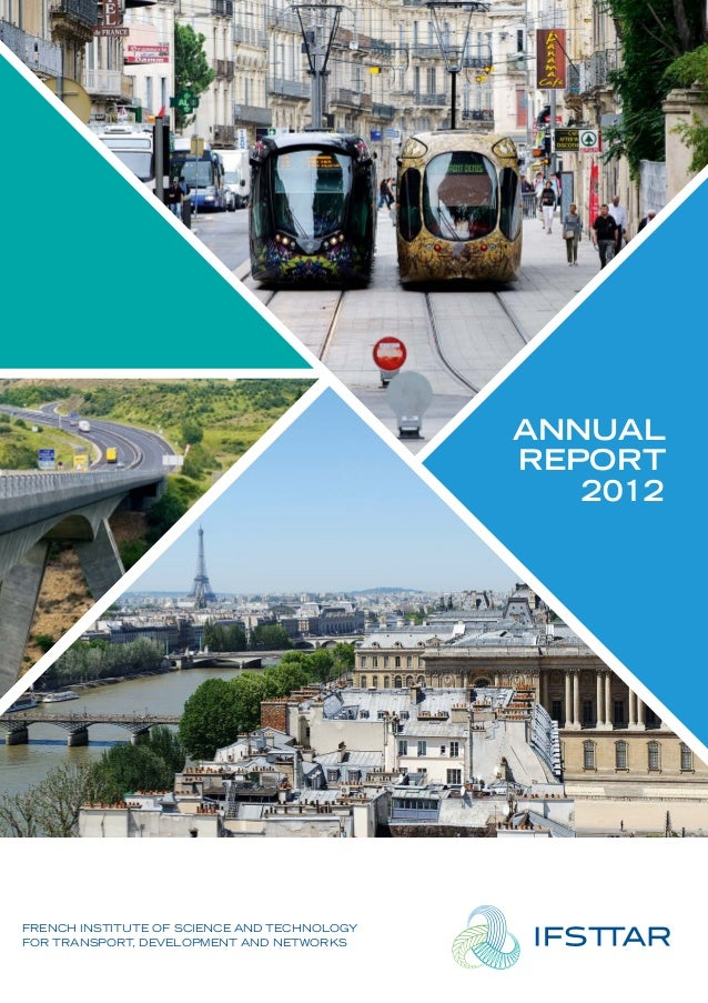 French institute of science and technology for transport, development and networks French institute of science and technol...