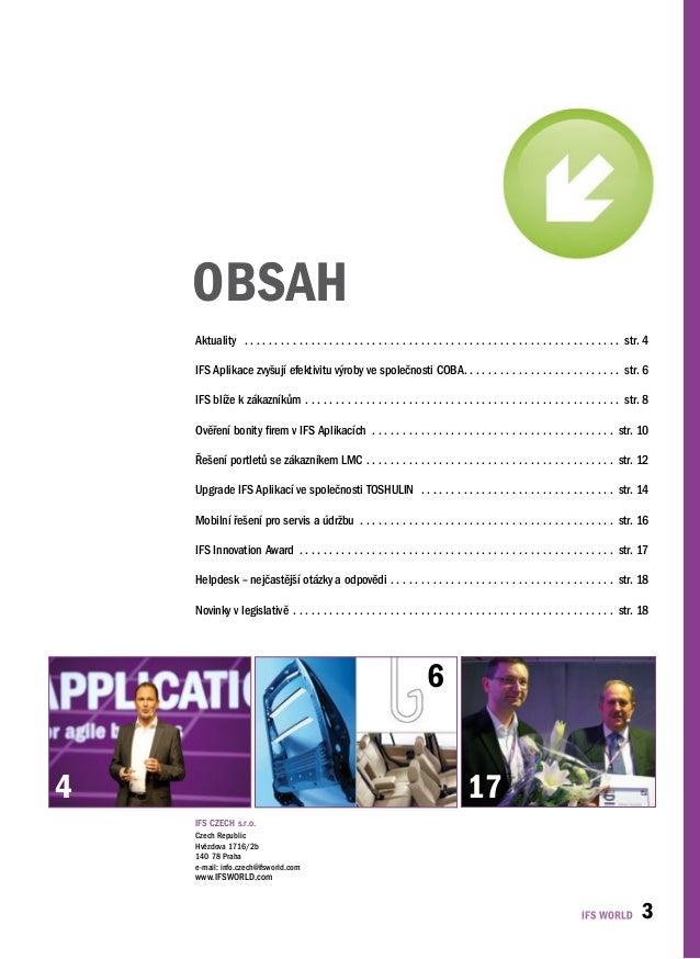 IFS World 2013/1 Slide 3