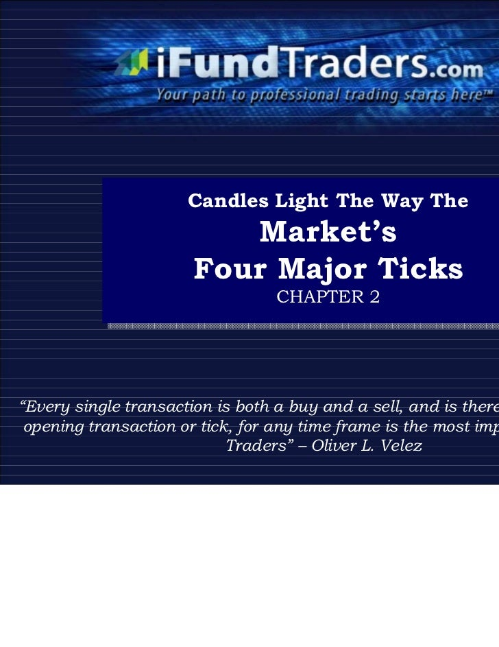 Page 1                      Candles Light The Way The                          Market's                       Four Major T...