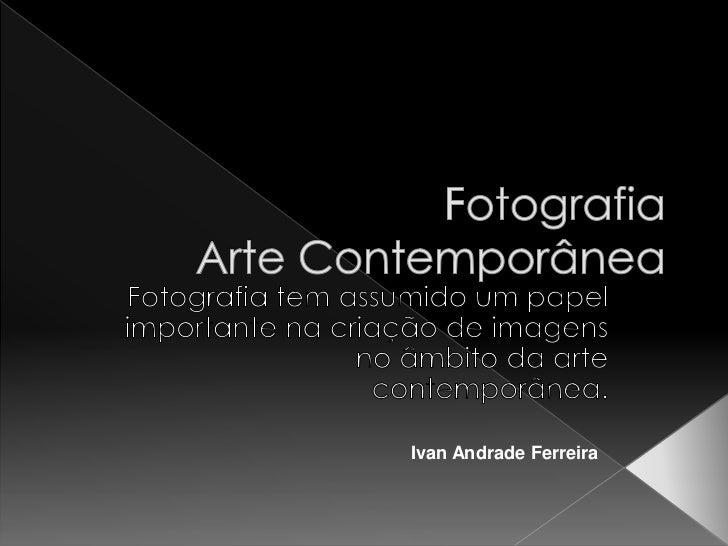 Ivan Andrade Ferreira