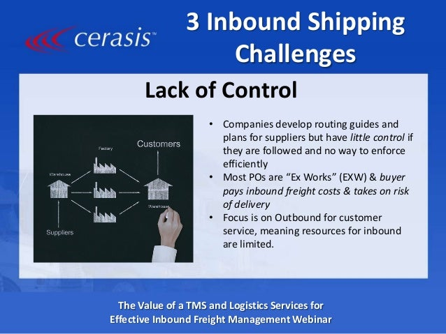 Inbound Logistics The Power Of A Transportation